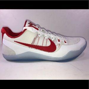Nike Kobe XI TB Promo USA Colorway Basketball Shoe